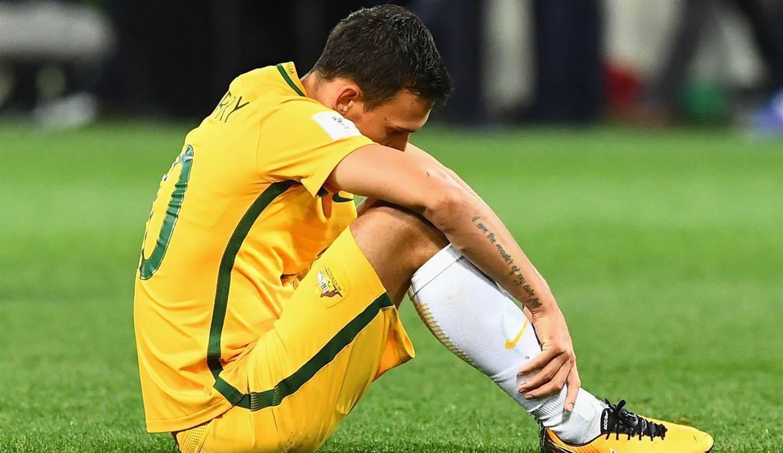Sainsbury: My Socceroos setback