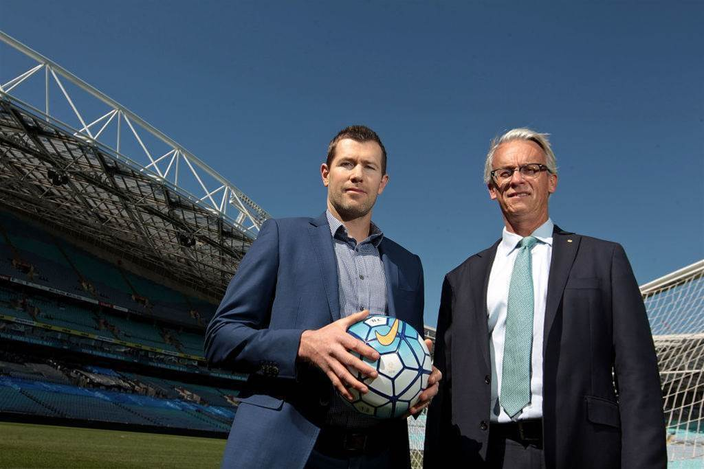 Named and famed: All 15 A-League expansion bids