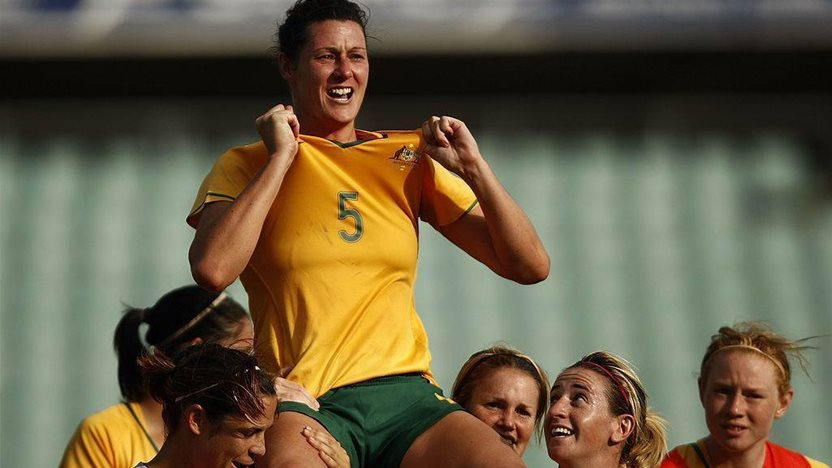 First Matilda added to Australian Sports Hall of Fame
