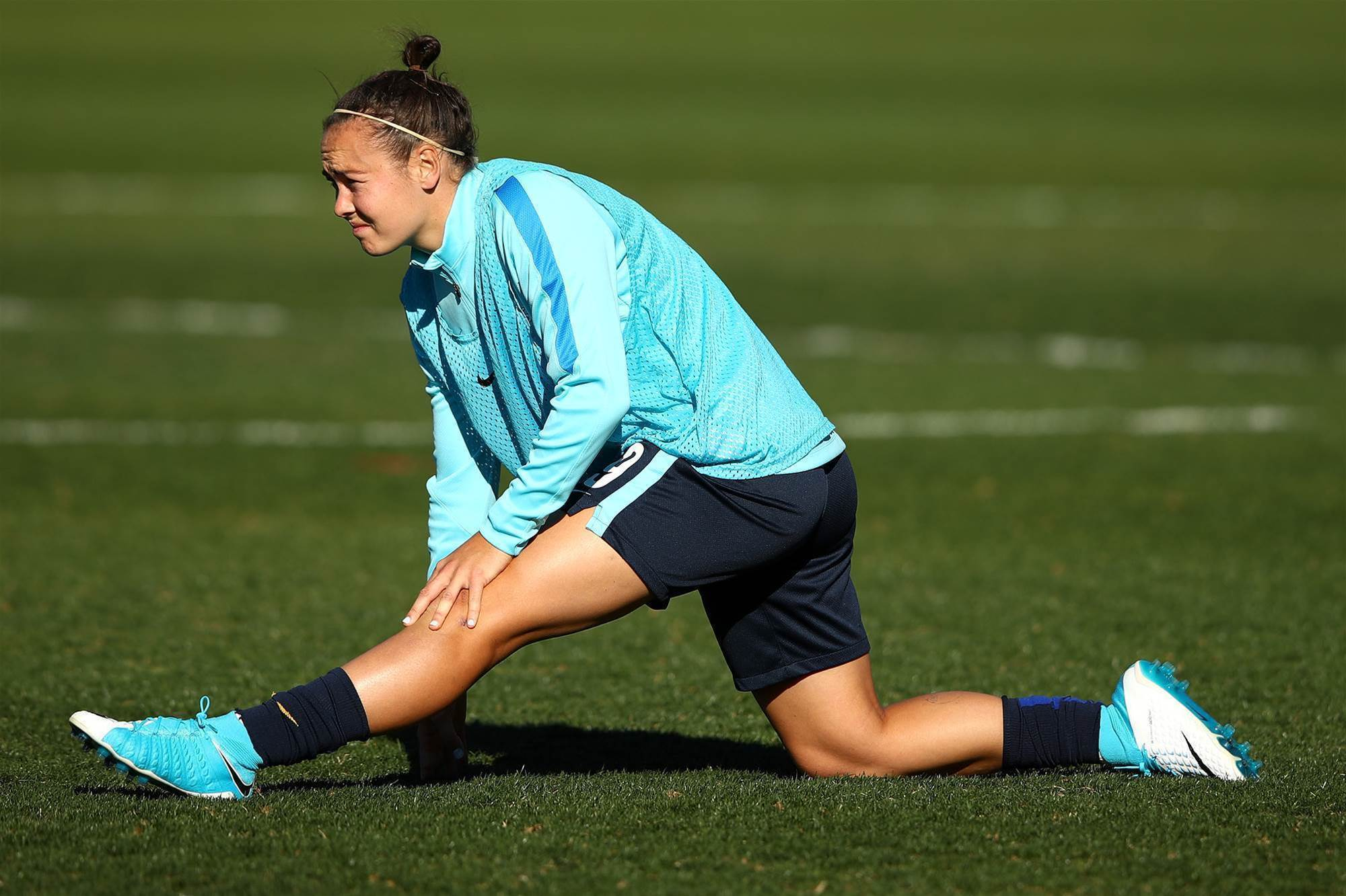Could Foord see her first minutes at Portland?