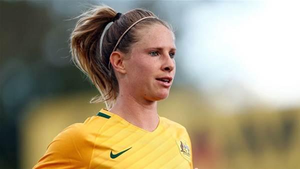 Matildas living legend 'steps back in time' to rejoin Roar