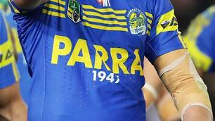 Former Eels duo in dramatic Centennial Park arrests