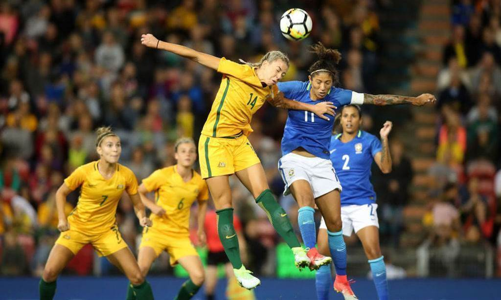 Tournament of Nations Preview: Brazil v Australia