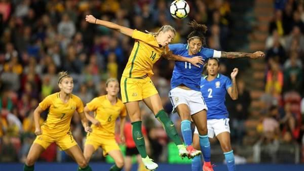 Tournament of Nations Preview: Brazil v Australia