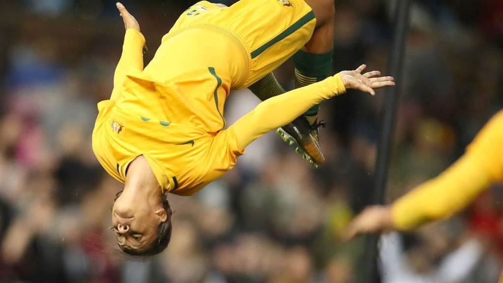 Sam Kerr nominated for Ballon d'Or