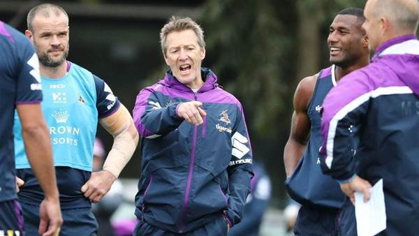 Storm forwards rise to Cowboys challenge