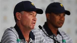 Davis Love III named US Team captain for 2022 Presidents Cup