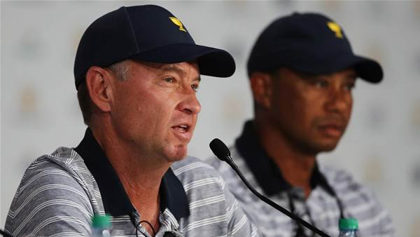 Davis Love III named US Team captain for 2022 Presidents Cup