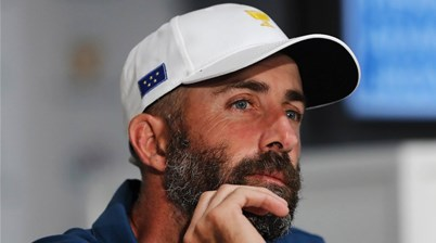 Internationals need Presidents Cup win: Ogilvy