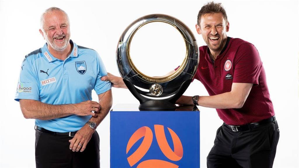 The candidates to replace Arnie at Sydney FC