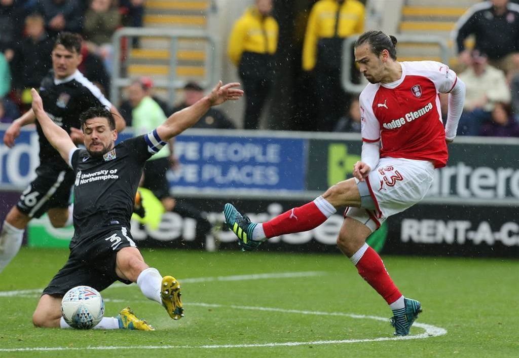 Williams and Rotherham off to Wembley