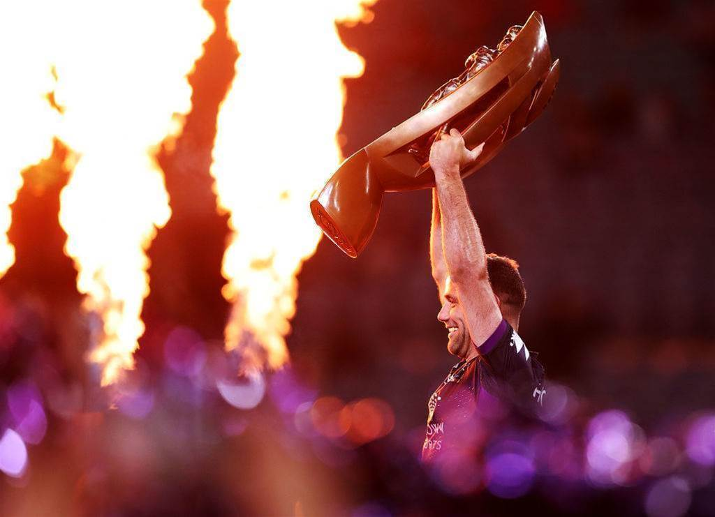 Melbourne Storm gunning for trophy treble