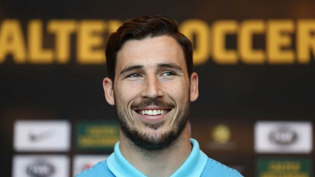 Leckie set to notch 50th Socceroo cap