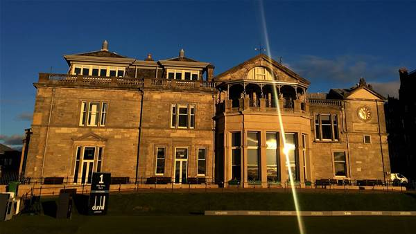 Update on the R&A's Amateur championships & international matches