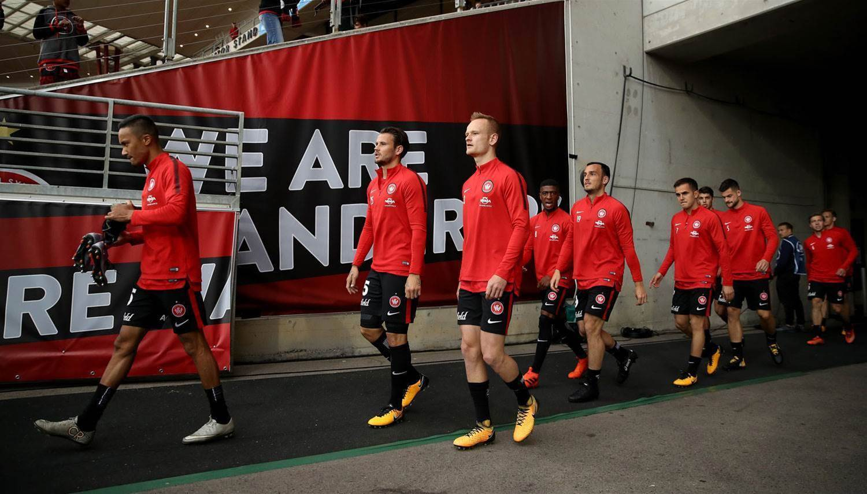 'Wanderers a work in progress'