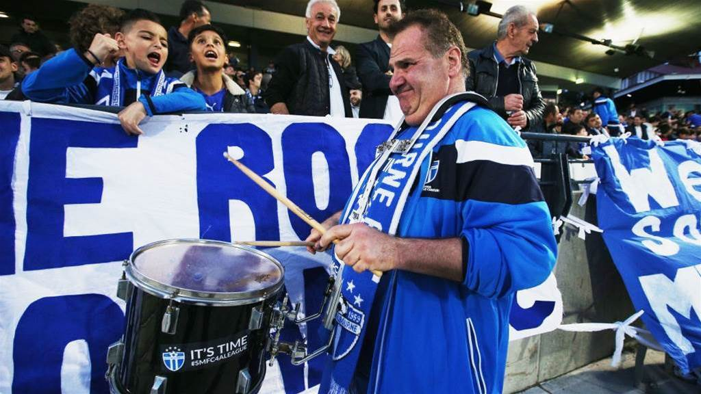 "South Melbourne: ""The A-League needs teams like us"""