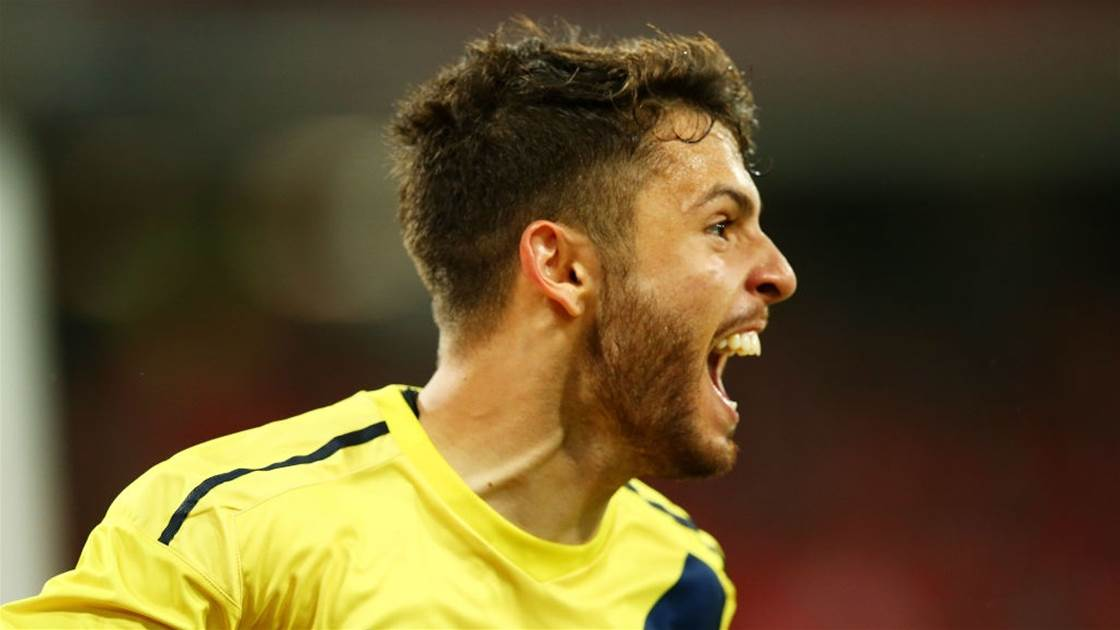 Confirmed: A-League, Olyroos star leaves Mariners for Macarthur