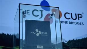 PGA Tour moves CJ Cup to Las Vegas
