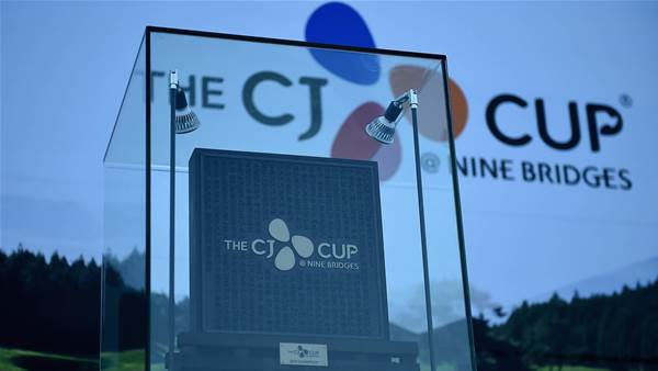 PGA Tour moves CJ Cup to Las Vegas