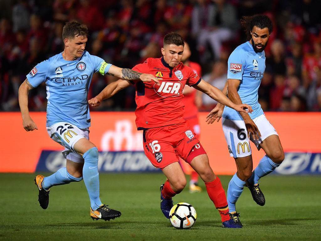 City captain switches to Adelaide