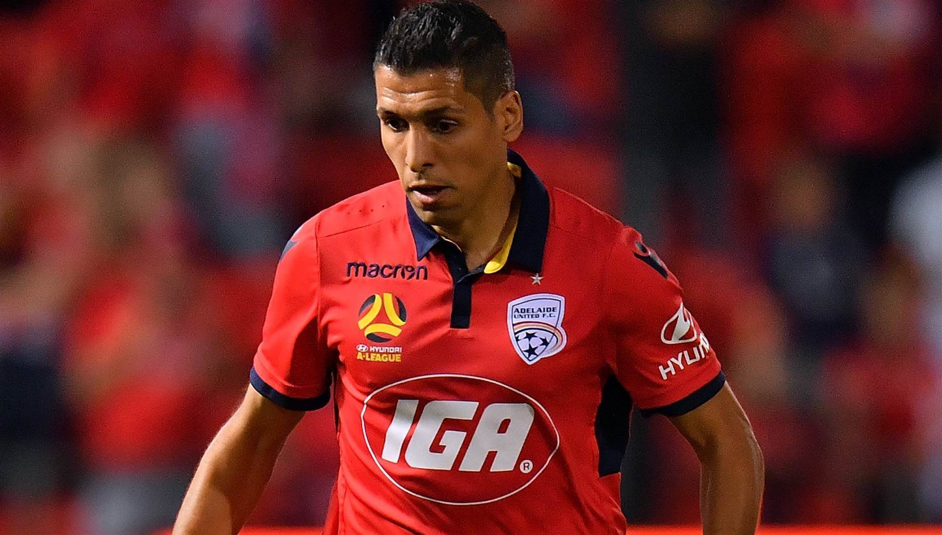 Karim Matmour leaves the A-League