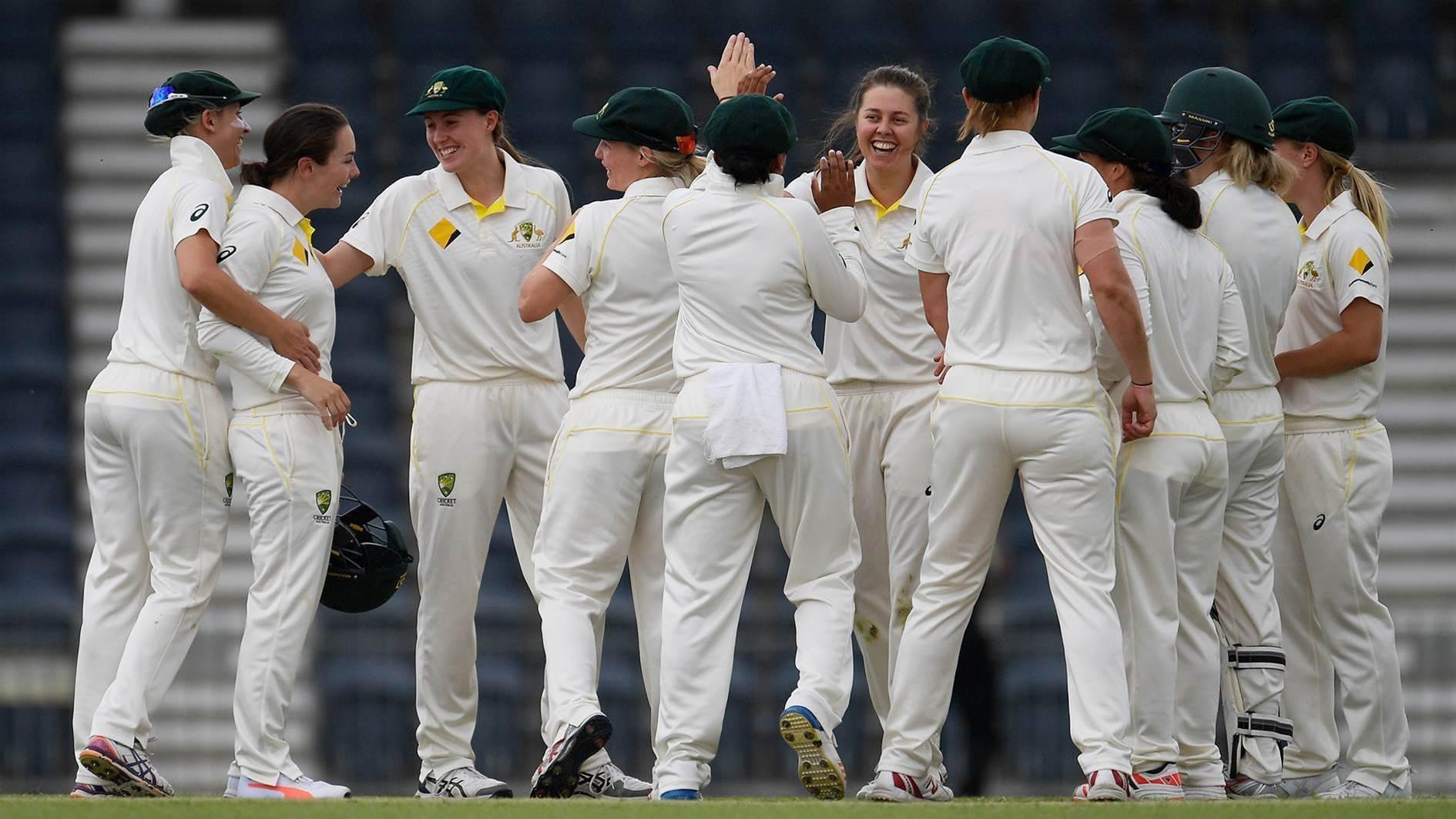 Match Preview: Australia v India