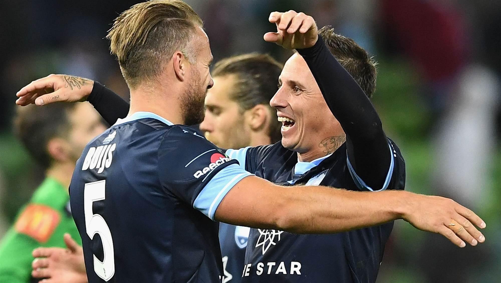 Defensive duo depart Sydney FC