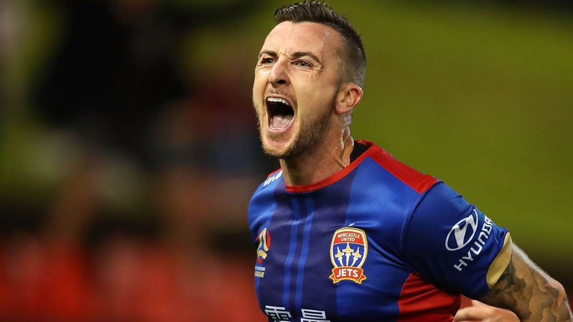 Jets expect O'Donovan to fire up in F3 Derby