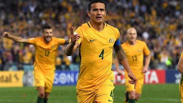 Where to next for Tim Cahill?