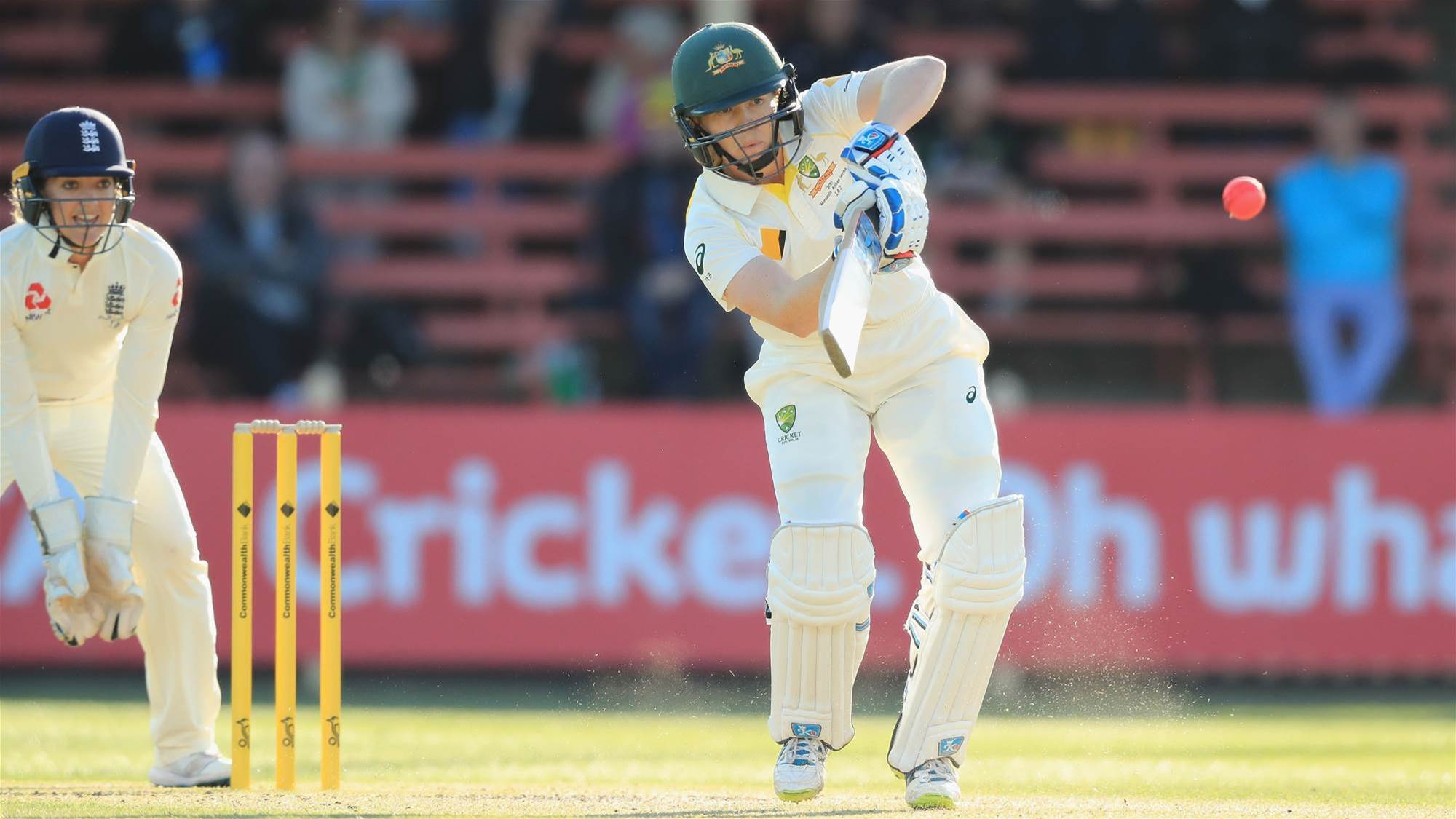 Blackwell retires from international and state cricket