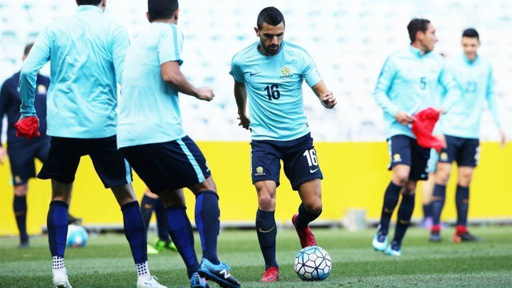 Behich: We deserve our World Cup spot