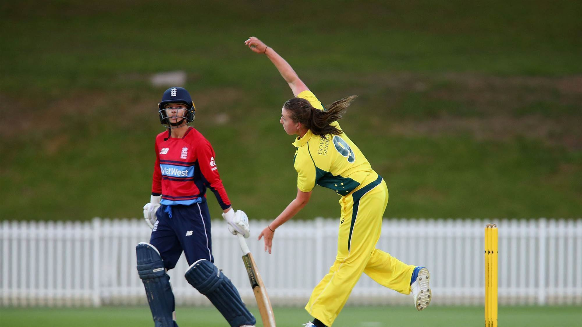 Australia's U19 women's cricket team are back