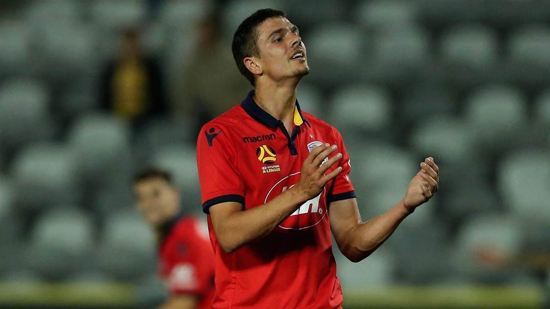 'Ridiculous! Awesome!' Goal scorer Blackwood on Adelaide United's 9-man victory