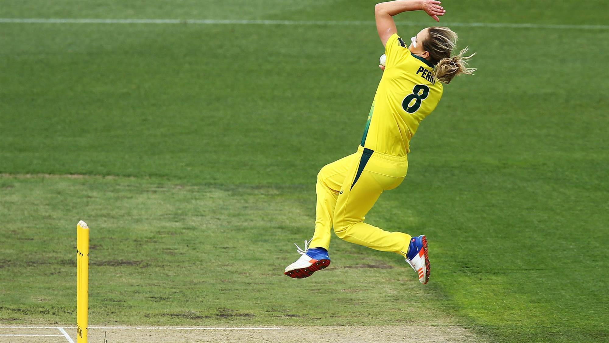 Ellyse Perry: Bolton has been crucial