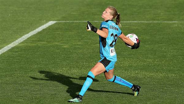 American goalkeeper back for Jets