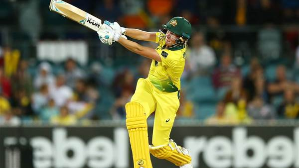 Mooney: Australia needs to be more consistent in T20