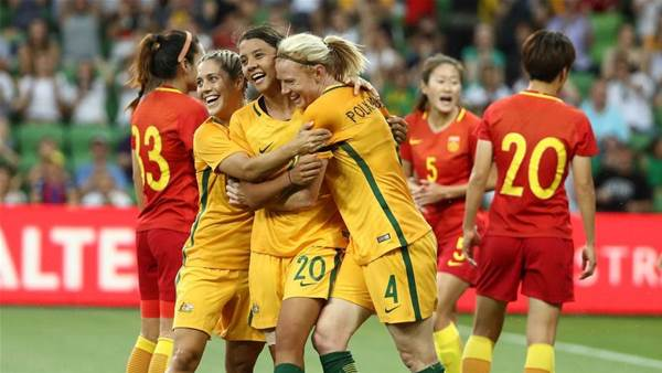 Some Matildas tickets on sale, but clock still ticking on China