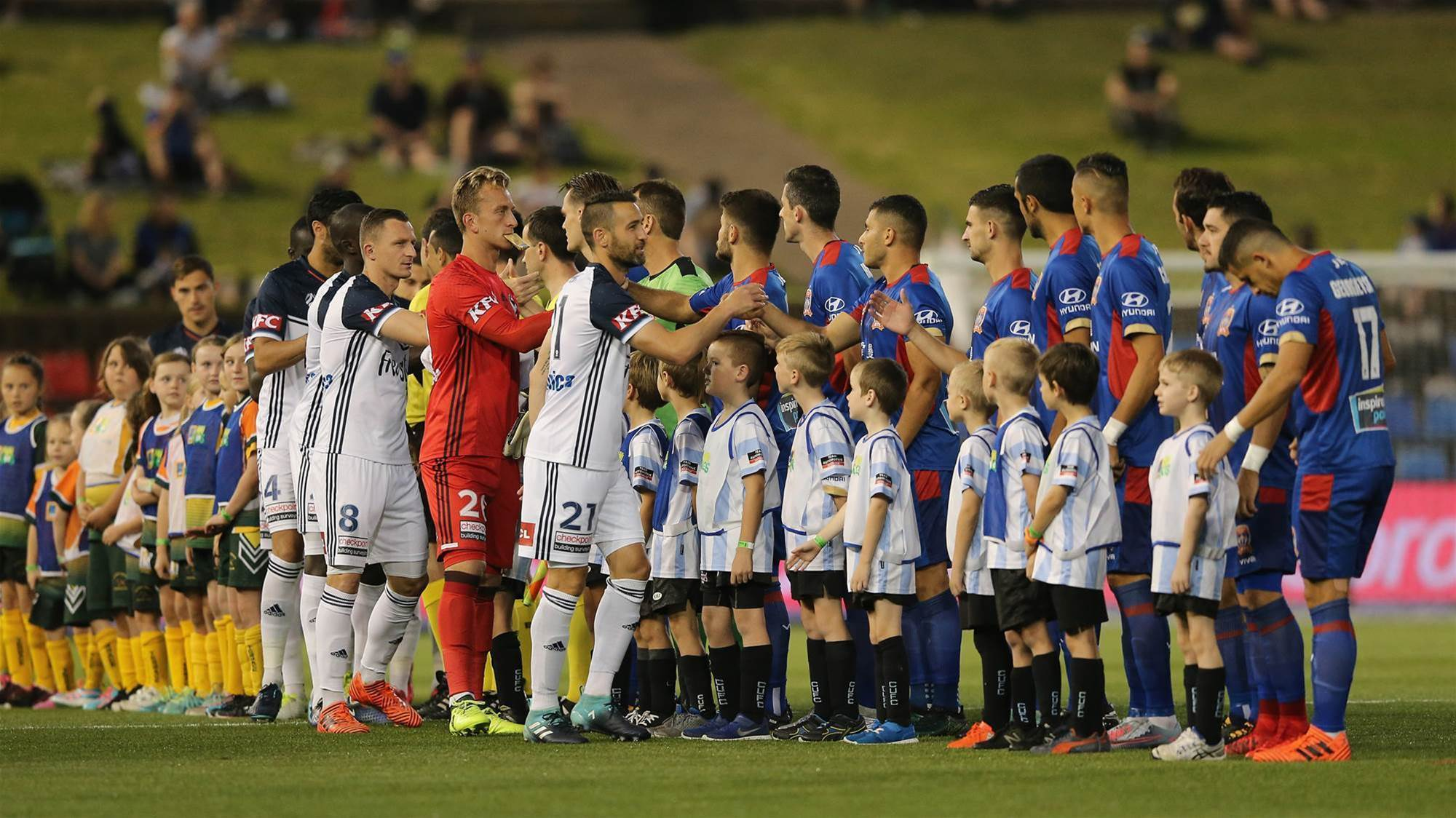 Another ball kid controversy for A-league