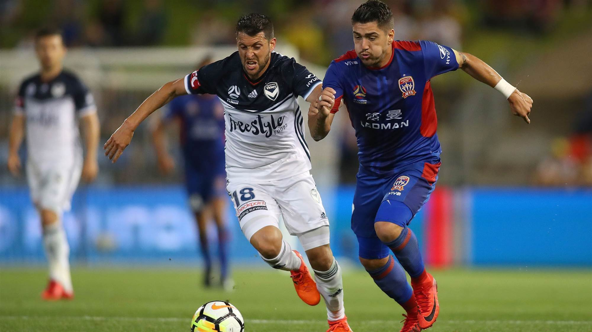 Newcastle Jets v Melbourne Victory player ratings
