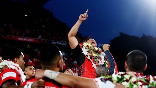 Tonga tussle for Kangaroos and Kiwis