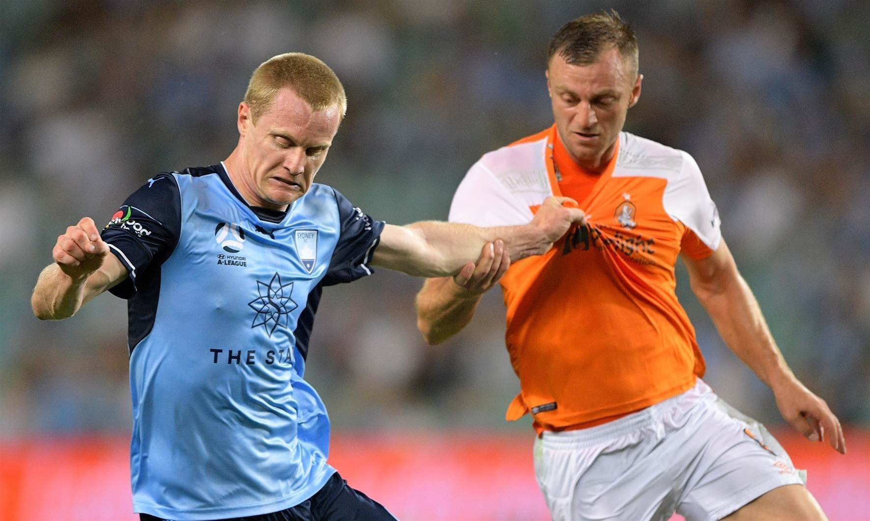 Player ratings: Sydney FC v Brisbane Roar