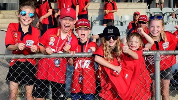 South Australia's half-a-million football boost