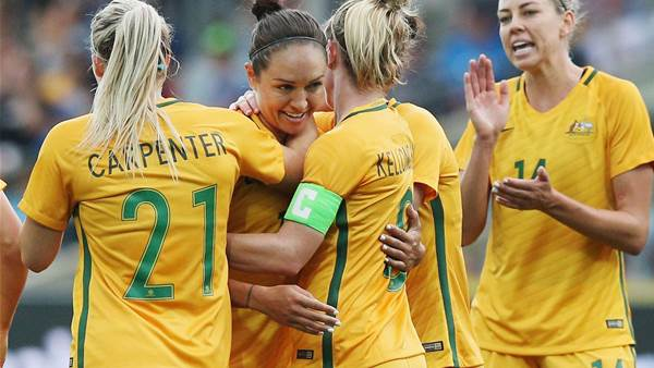 Player ratings: Matildas v China
