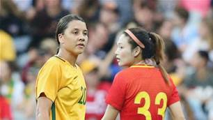 Matildas qualifiers in doubt: 'The Chinese will have to stay in isolation'