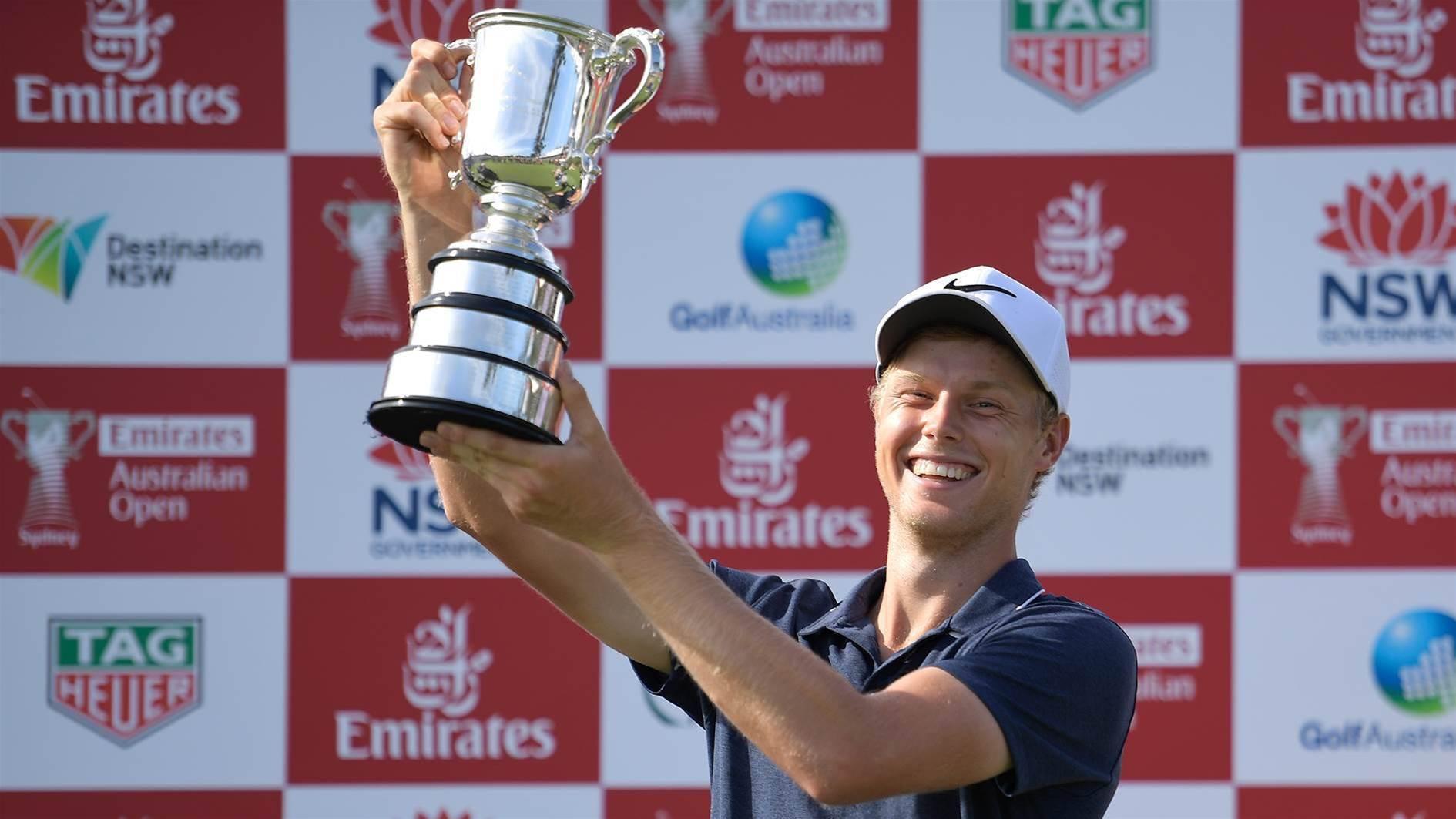 US PGA Tour rules out Aussie Open co-sanction deal