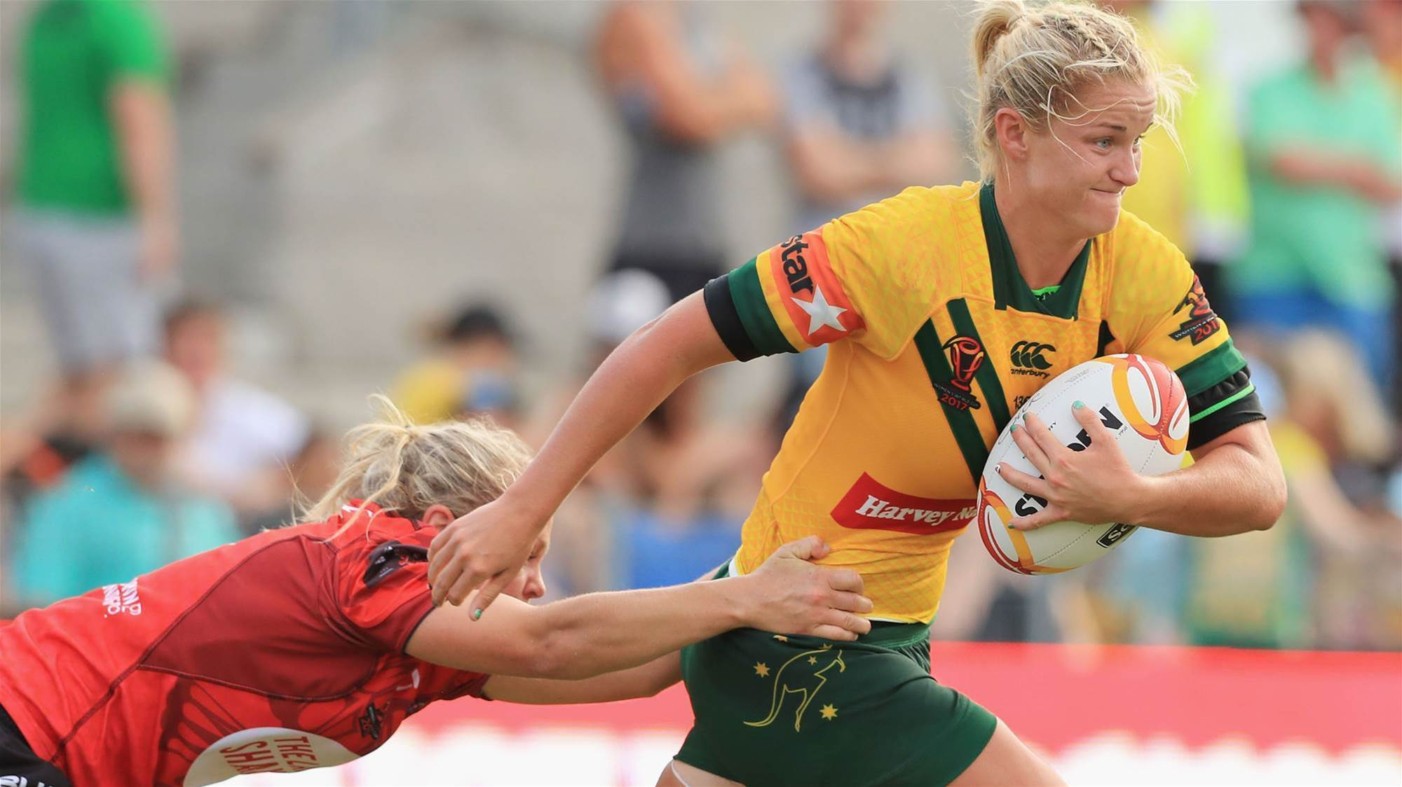Broncos add four Jillaroos to NRLW squad