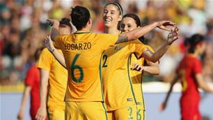 Chinese stars ruled out of Matildas qualifiers