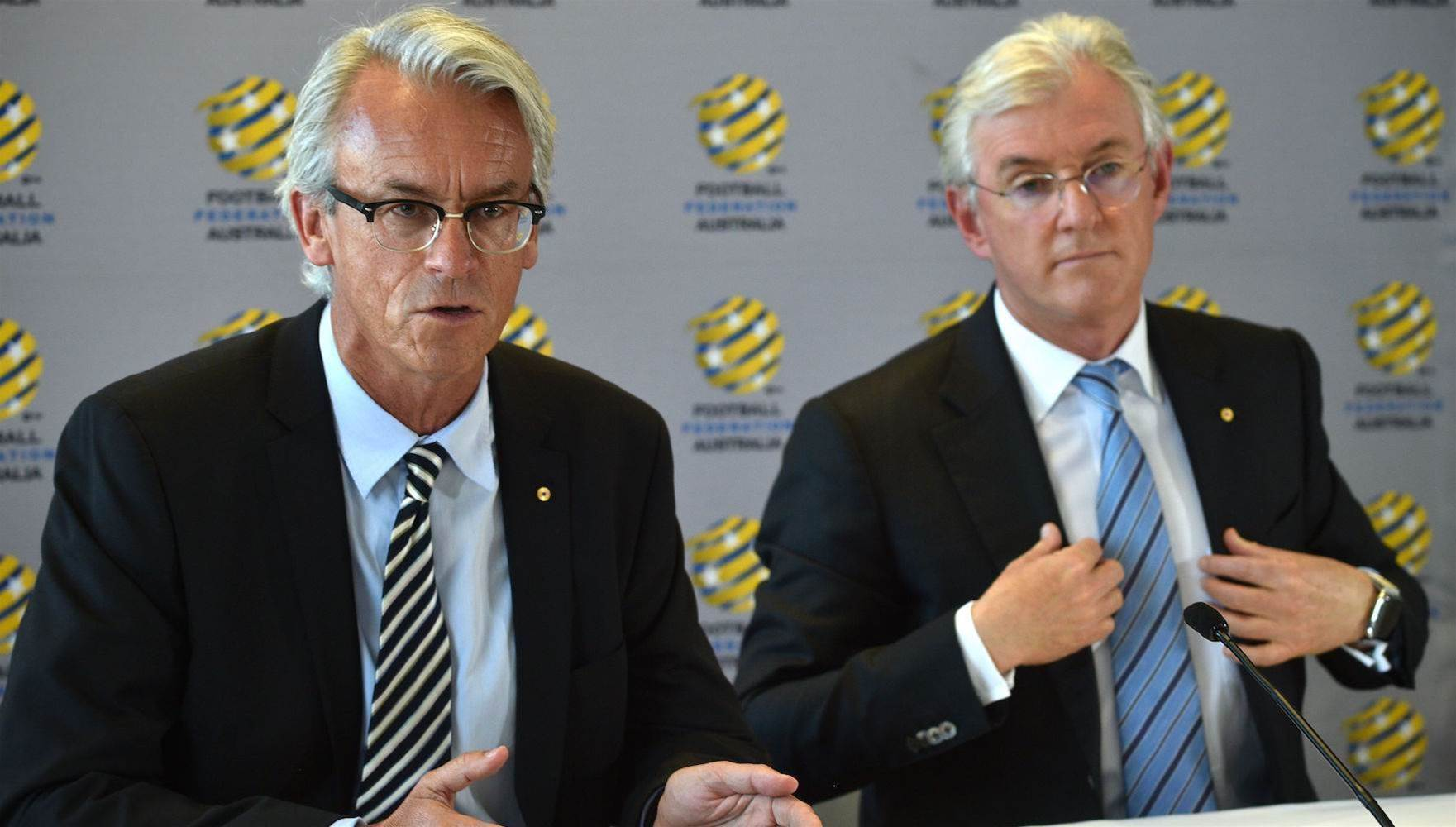 No FIFA takeover in Australia
