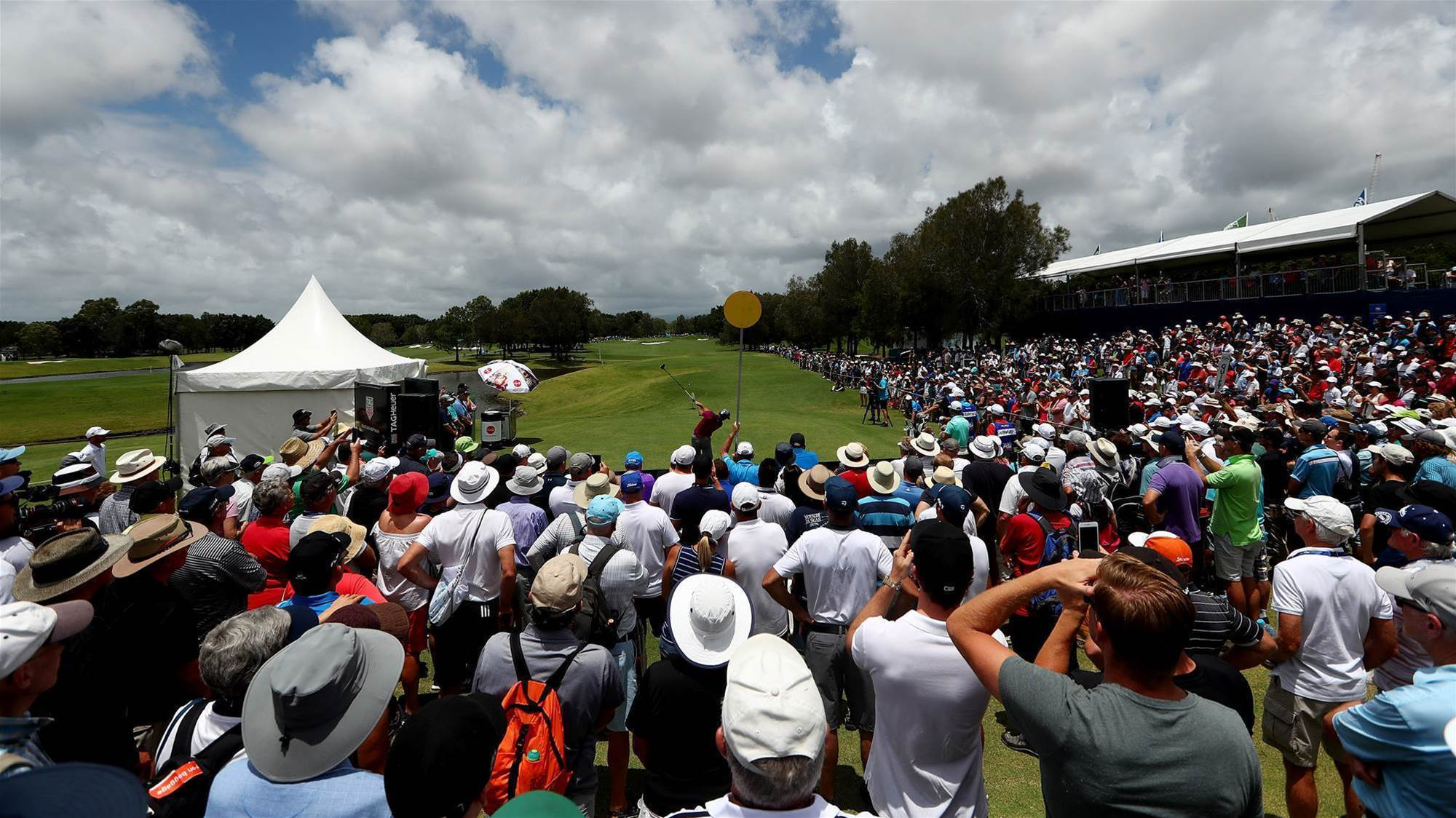 Australian PGA staying on the Gold Coast until 2020