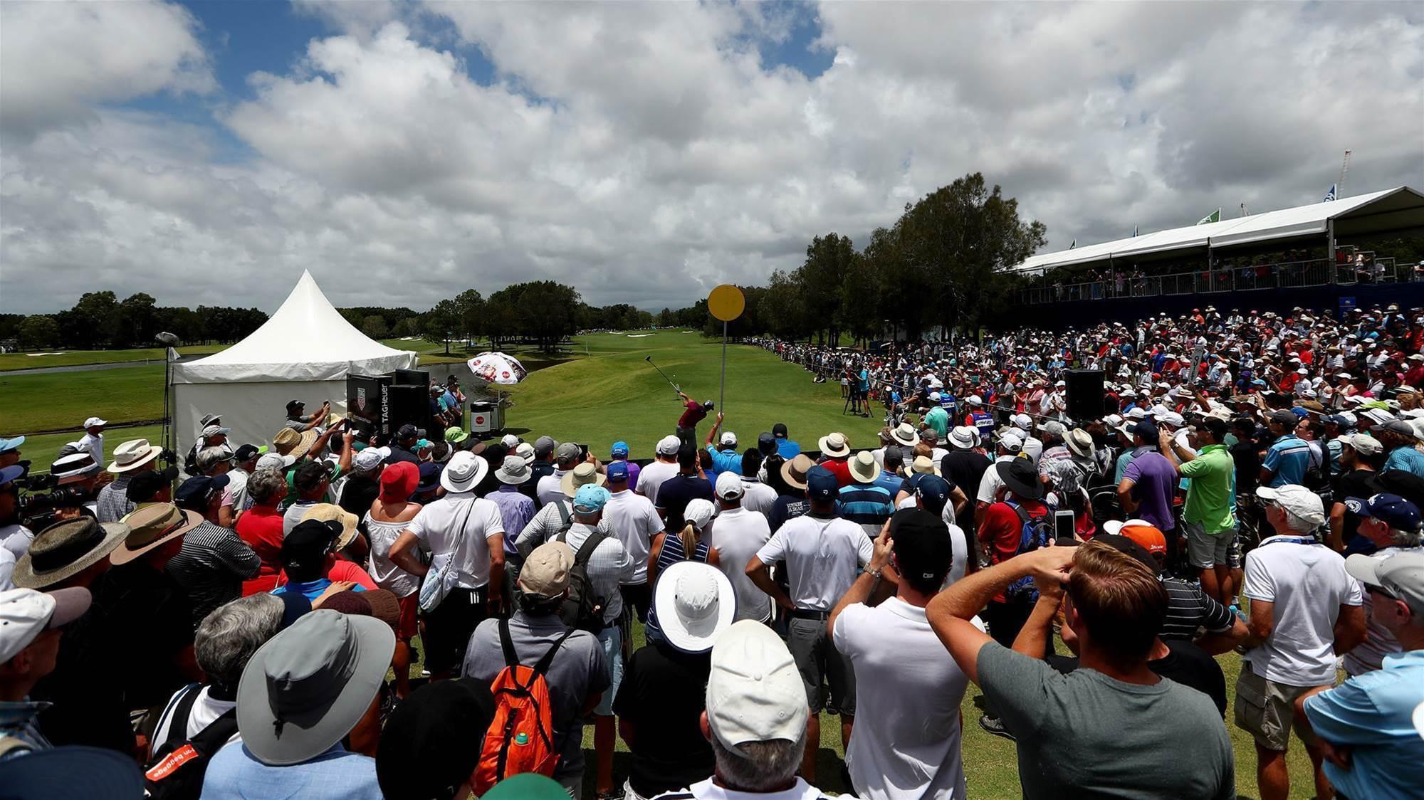 Australian PGA staying on the Gold Coast until 2020